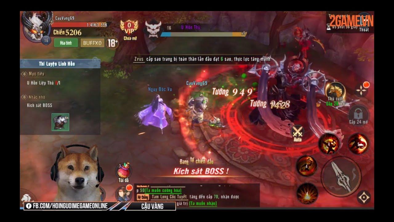 [Cảm nhận] Long Kỷ Nguyên Mobile là sự kết hợp hoàn hảo giữa gameplay châu Á và đồ họa châu Âu