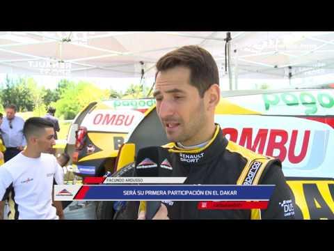 #Dakar - Presentación oficial del Renault Duster Team (14-12-2016) Carburando.com