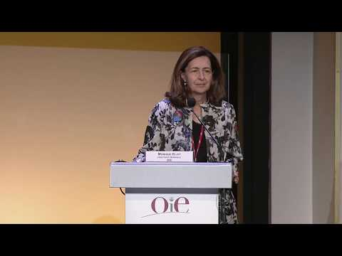 Dr Monique ELOIT, Director General of the World Organisation for Animal Health (OIE)
