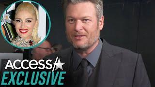 Blake Shelton Says He Upped Gwen Stefani's Fashion: 'When I First Met Her, She Dressed Like Crap'