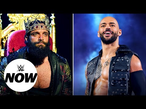 Breaking down the Quarterfinals of the 2019 King of the Ring Tournament: WWE Now
