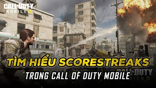 Tìm hiểu các loại Scorestreaks trong Call of Duty Mobile VN