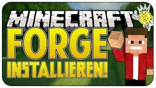 Minecraft FORGE Installieren! [1.6.4/1.6.2]