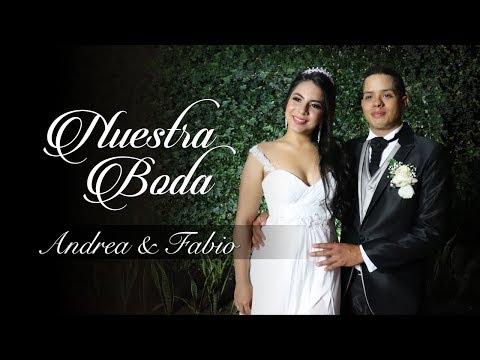 Boda Andrea & Fabio Trailer D