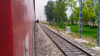 11057 - Amritsar Express    LDH Alco loudly honking