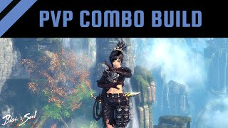 Assassin PvP Combo Build Explanation   Blade and Soul