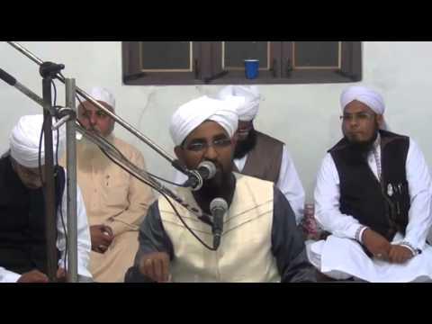 Mere Rab ko bhi hain pyare mere Sarkar ke Gesu - Qari Rizwan
