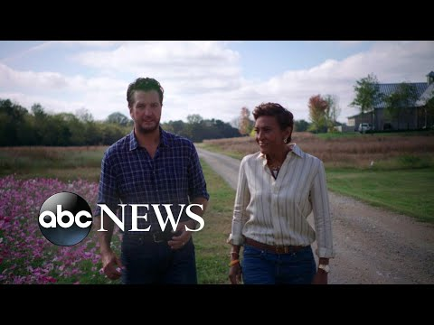 Robin Roberts presents ABC special 'Living Every Day: Luke Bryan'