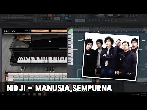 Nidji - Manusia Sempurna (Karaoke) FL Studio