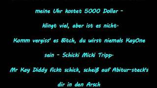 Kay One Feat Bushido Style und das Geld with lyrics
