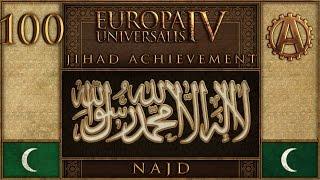 Europa Universalis IV The Najdi Jihad Reboot 100