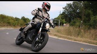 Zero DS-R elektromos dual sport motor teszt - Onroad.hu