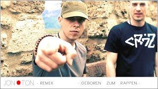 Cr7z - Geboren zum Rappen feat. Absztrakkt - Remix