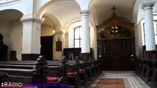 Exploring the Holy Saviour Jesuit church, Bratislava (Slovakia)