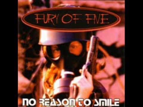 Fury Of Five - No Reason To Smile ( Full Album )