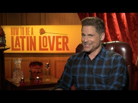 How to Be A Latin Lover - Rob Lowe