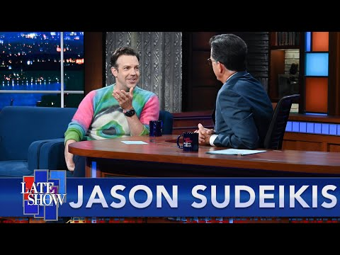 """""""I Remember Just Sweating Blue"""" - Jason Sudeikis On His Blue Man Group Audition"""