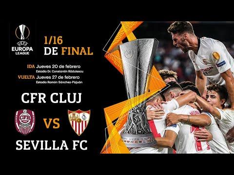 CFR Cluj - Sevilla FIFA 20 - Comentariu Romania - YouTube