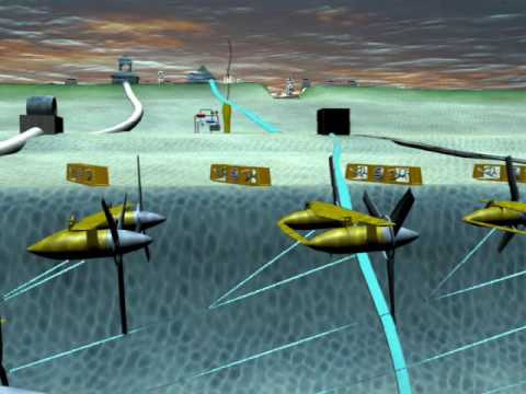 Florida's Clean Energy and Ocean Energy Technology