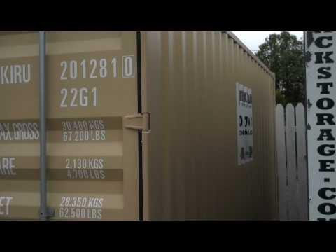 20' New One Trip Storage Shipping Container For Sale In Rhode Island