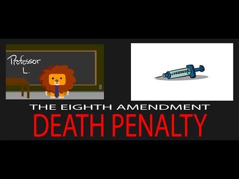 The Eighth Amendment - Death Penalty