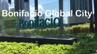 Bonifacio Global City Overview Driving Tour Taguig 2015 by HourPhilippines.com