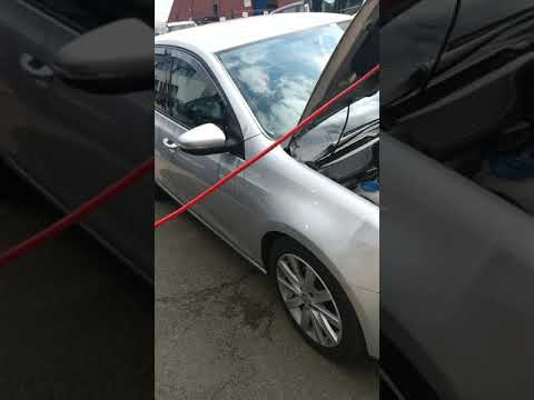 VW Golf 2.0 TDi EGR problem Engine Carbon Clean
