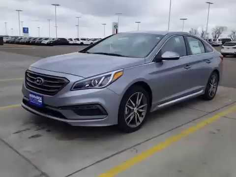 2017 hyundai sonata sport 2 0t for wes youtube. Black Bedroom Furniture Sets. Home Design Ideas
