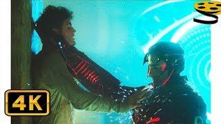 Макс Стил против Доктора Майлза Эдвардса(Финальная Битва. Часть 1) | Макс Стил | 4K ULTRA HD