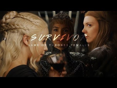 Mulheres || Sobreviventes (Game of Thrones)