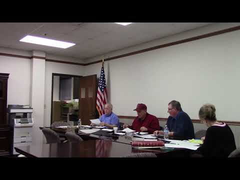 County Commissioners Meeting 03-04-2020