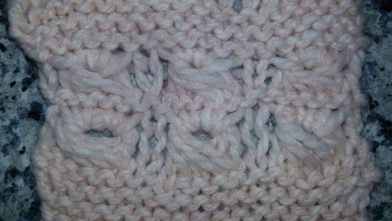 Daisy Stitch Round Loom By Using The Drop Or Elongated Stitch