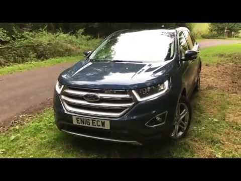Ford Edge - Exchange and Mart Review