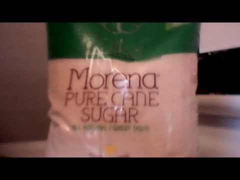 Pure cane sugar all natural/great taste price 2.19 Wal-Mart haul