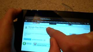 How to get Google Play Store and free games on Android tablet or phone