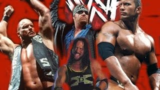 Top 20 WWF Attitude Era Themes