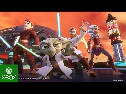 Disney Infinity 3.0 Edition Gameplay Trailer