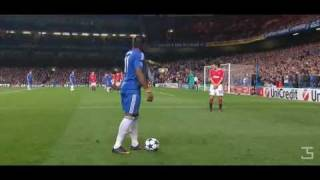 Didier Drogba Vs Manchester United (H) 10-11
