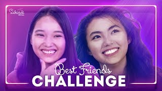 Suikimdi Stories | Best Friends Challenge | Серия #?
