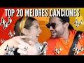 TOP 20 MEJORES CANCIONES DE TRAP Y REGGAETON QUE TIENES QUE SABER | Sincerely Mvu