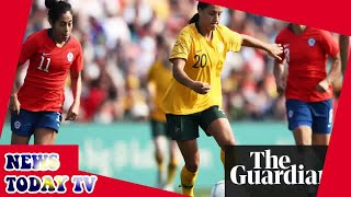 Matildas' World Cup seeding at risk after rare home loss to Chile