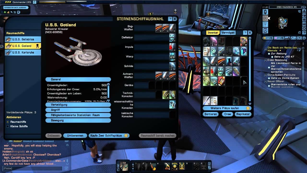 Guide Basics - Official Star Trek Online Wiki