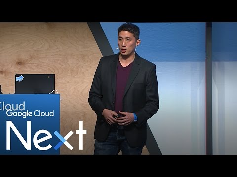 How Enterprises Migrate (Securely) to Cloud (Google Cloud Next '17)