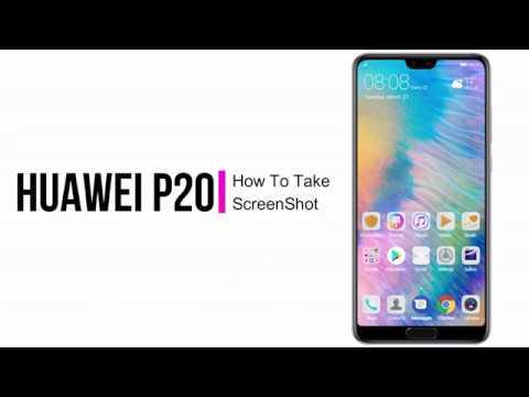 Bildschirmaufnahme Huawei