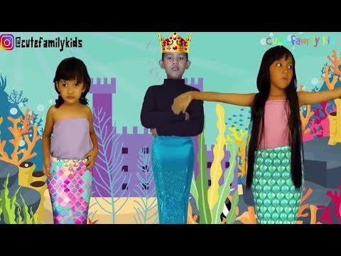 Serial Putri Duyung | Drama Dongeng Anak