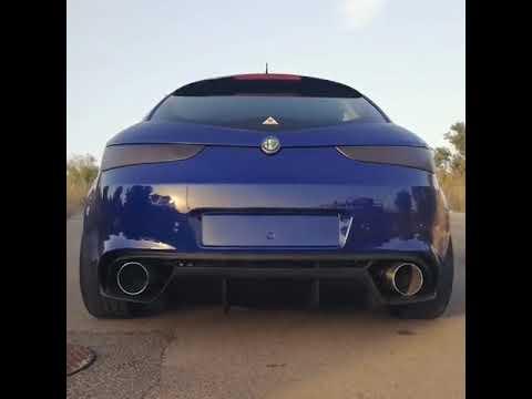 Alfa 159 scarico diretto