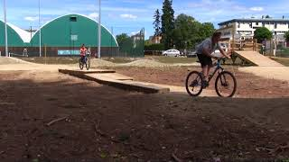 Bike-park à Avallon (89)