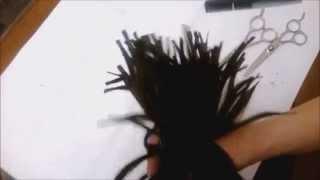 перекапсуляция волос для горячего наращивания