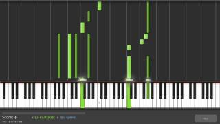 Synthesia -  「The Myth」 - Endless Love [50% Speed]