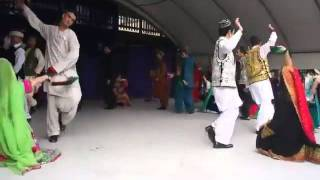 Afghan Girls & Boy,s Very Nice Attan in Canada 2011 -